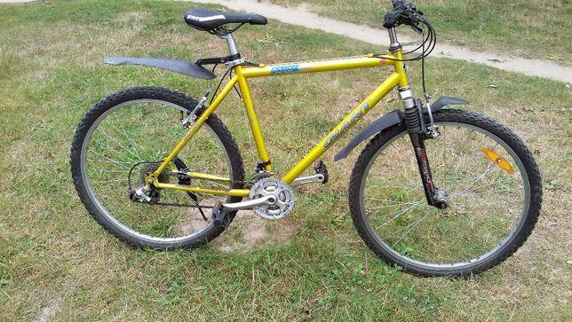 rower górski 26 cali Giant świeżo po serwisie na osprzęcie shimano