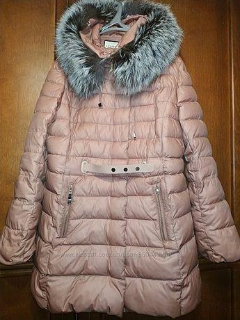 Зимняя курточка полупальто Lusskiri Турция хл 46-48 размер