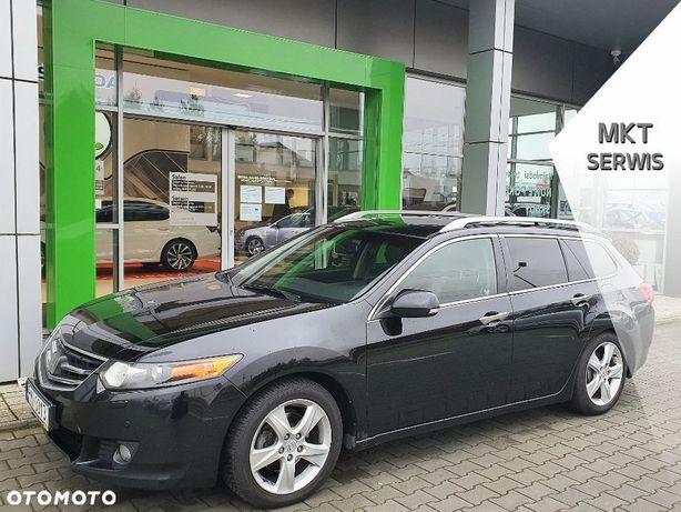 Honda Accord Salon Polska, I Właściciel, Aktywny Tempomat, Asystent Linii, Navi