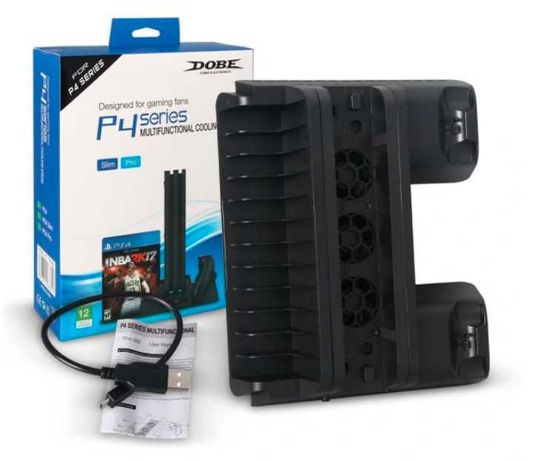 Podstawka chłodząca do PS4, Model: TP4-882