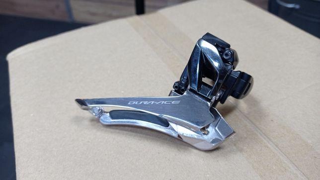 Przerzutka przód Dura Ace R9100 na obejmę 31,8mm