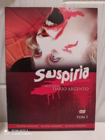 Film dvd Suspiria -PL -Dario Argento