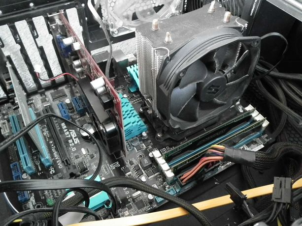 FX 8300BE+Asus M5A97 R2.0+8gb DDR3+ spartan 3 lt