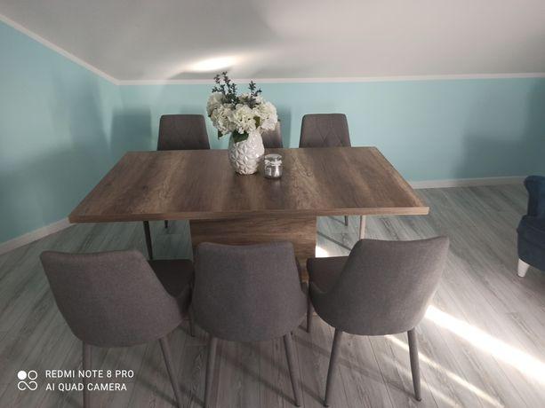 Sprzedam stół z 6 krzesłami