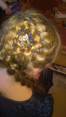 Косы, косички, причёски. Обучение плетению