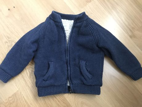 Kurtka bluza sweter Zara r. 92