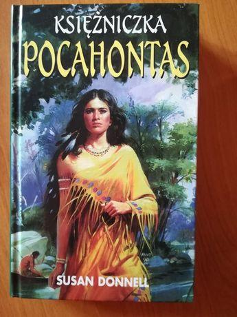 Księżniczka Pocahontas - Susan Donnell