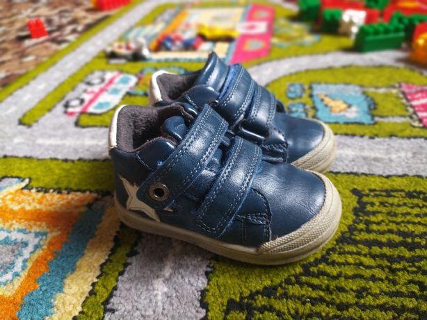 Ботинки lapsi для мальчика 21р 13см