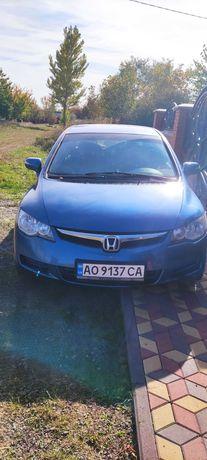 Honda Civic 1.8 lpg