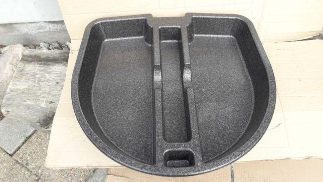Wkład styropian bagażnika Peugeot 3008