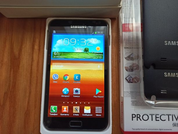 Смартфон Samsung Galaxy Note (GT-N7000) оригинал