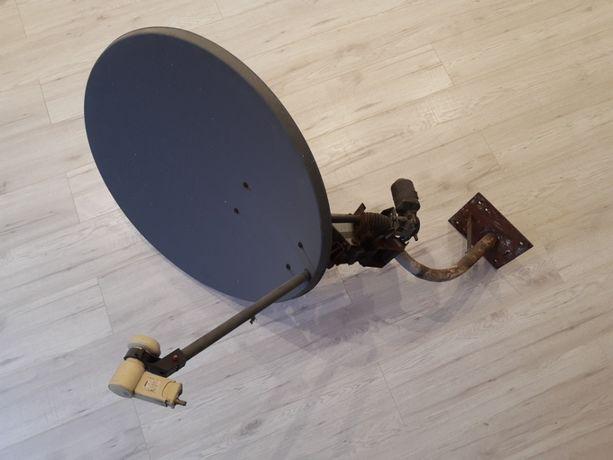 Antena satelitarna z pozycjonerem