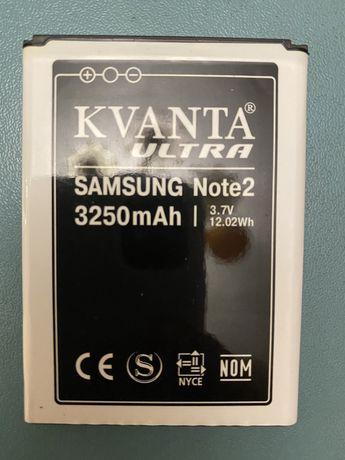 Продам Аккумулятор на Samsung Note2 3250 mAh НОВЫЙ