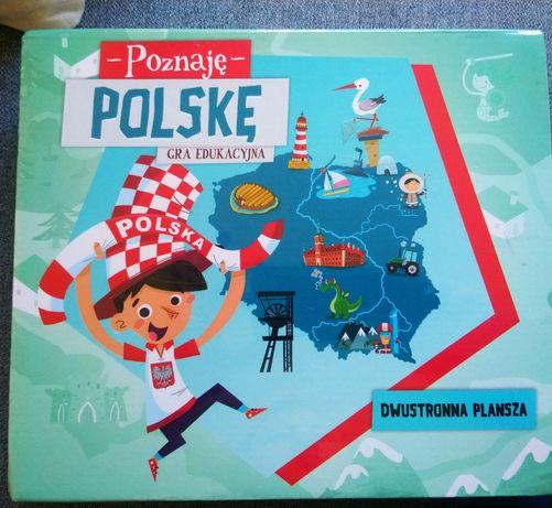 Zielona Sowa gra edukacyjna Poznaję Polskę Nowa