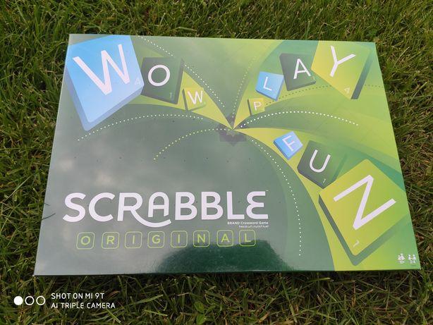 Scrabble original NOWE