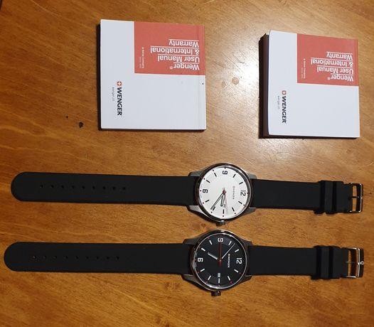 Nowy oryginalny szwajcarski zegarek wenger