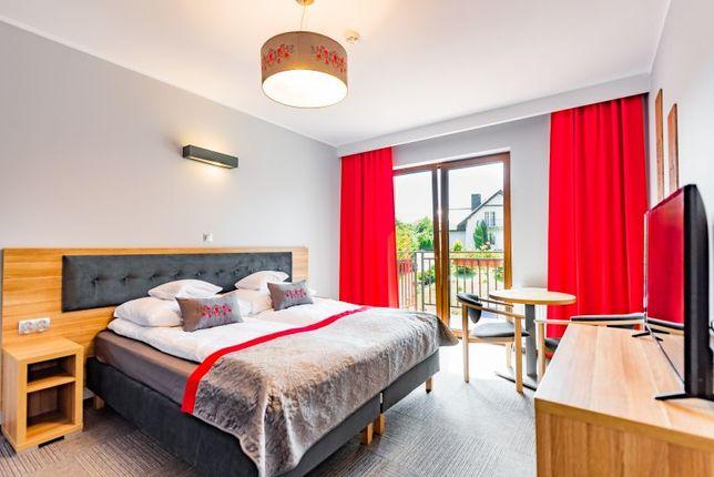 KARTUZY Kaszuby apartamenty rodzinne, pokoje delux - wakacje 2021