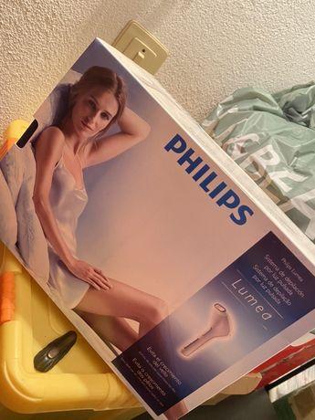 Máquina Philips laser