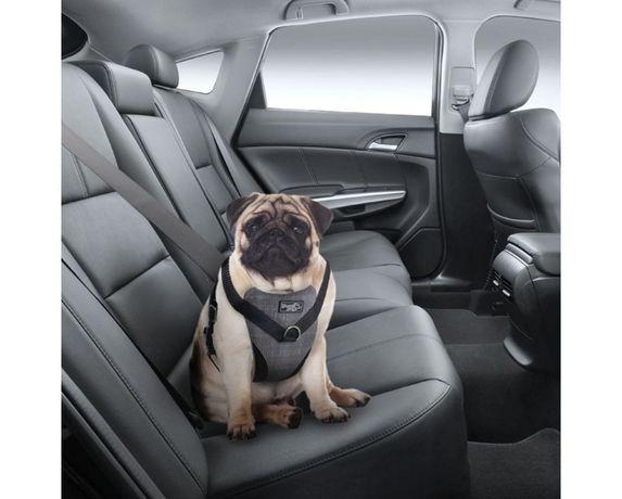 Peitoral de Cão para Viagem de Carro em Segurança - 4 tam. disponíveis