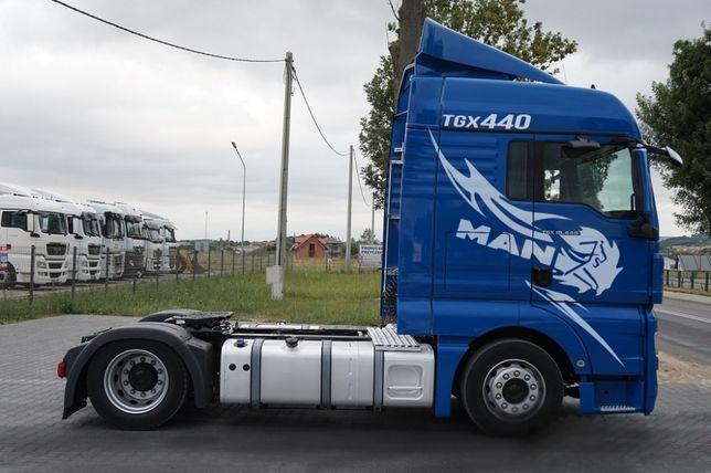 Наклейки на грузовик MAN (комплект)