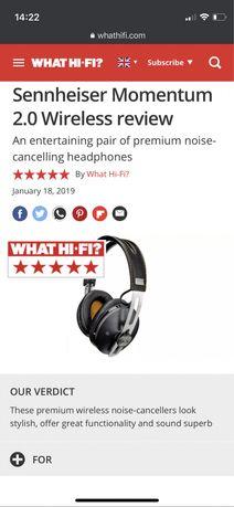 Sennheiser Momentum 2.0 Wireless auriculares