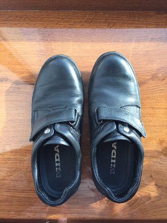 Туфлі кросівки НЕ ПРОМОКАЮТЬ шкіряні, туфли школьные кожа на мальчика