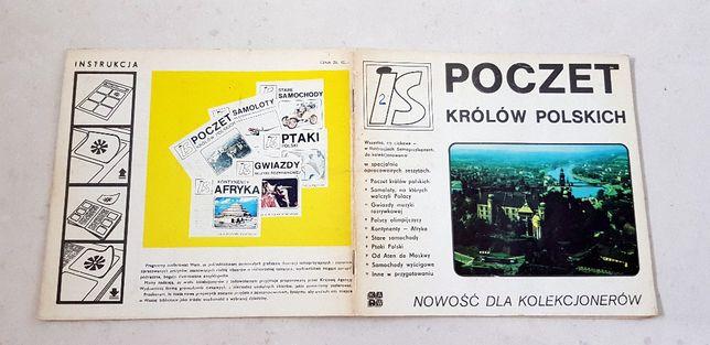 Poczet Królów Polskich Album dla Kolekcjonerów IS - #2
