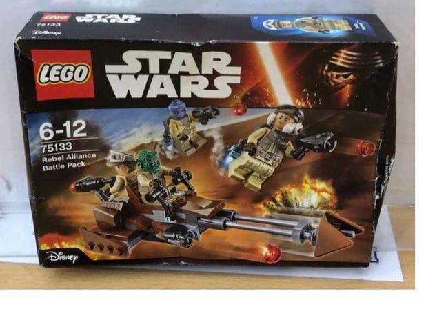 LEGO Star Wars 75133 Artigo NOVO E SELADO 18€