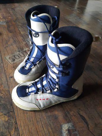 Sprzedam męskie buty snowboardowe Vans. Rozmiar 44  28.5cm