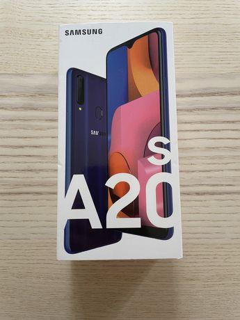 Samsung Galaxy A20s Blue 32GB