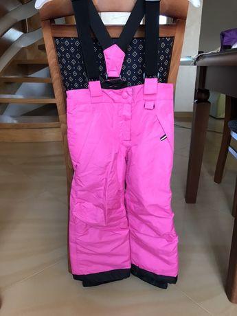 Spodnie narciarskie dziecięce rozmiar 98/104