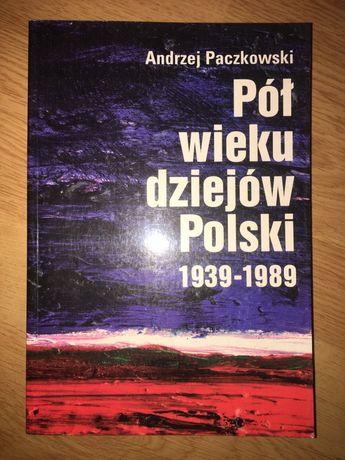 Pół wieku dziejów Polski Paczkowski