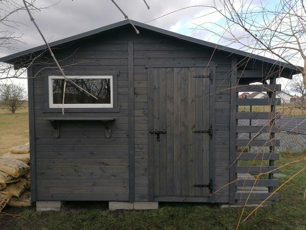 Domek ogrodowy, domek narzędziowy, altanka, drewutnia, domek działkowy