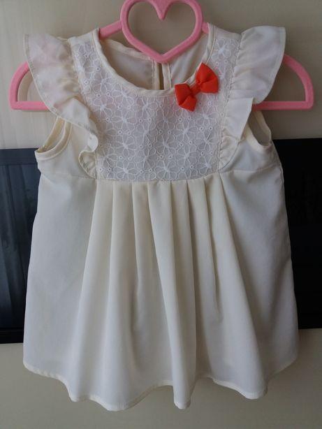 Блузочка блузка для девочки Бемби р.92-98