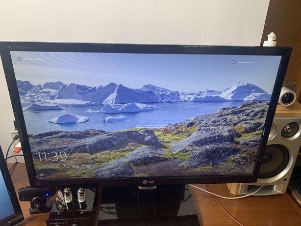 Monitor FHD 23 polegadas LG