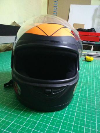 Шлем для мото.скутера.