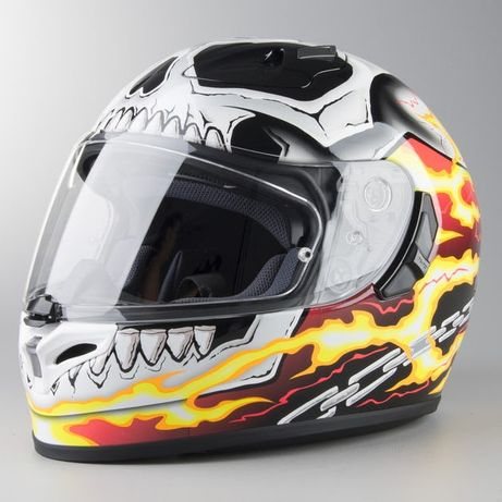 Kask integralny HJC FG-ST Ghost Rider blenda pinlock DD Gwarancja