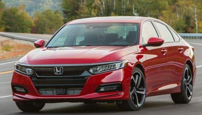 Запчастини Honda Accord 10 2018, 2019, 2020