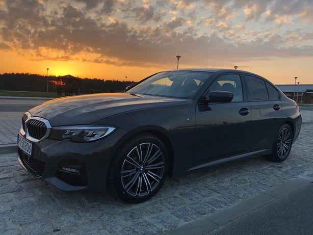 BMW 3 G20 320 XDrive M-PAKIET wynajem Długoterminowy z wykupem BEZ BIK