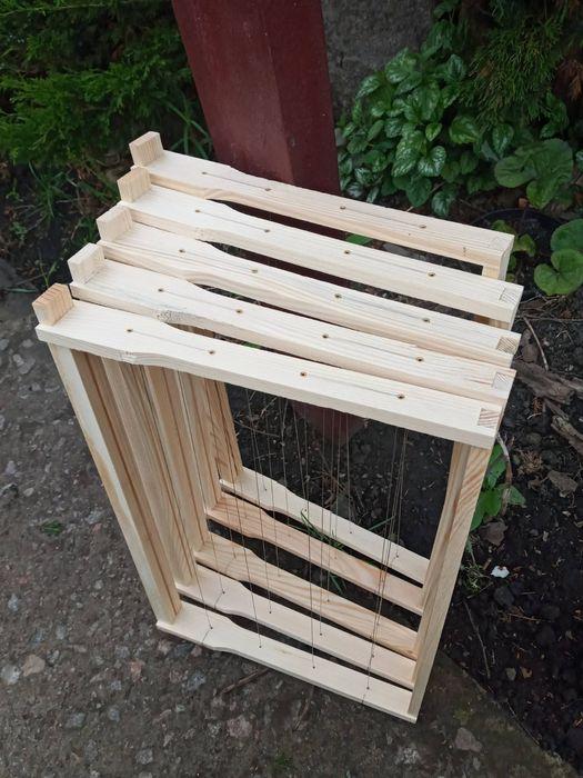 Продам рамки для пчел в сборе Лозовая - изображение 1