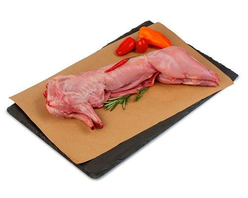 Tuszka mięso z królika królik