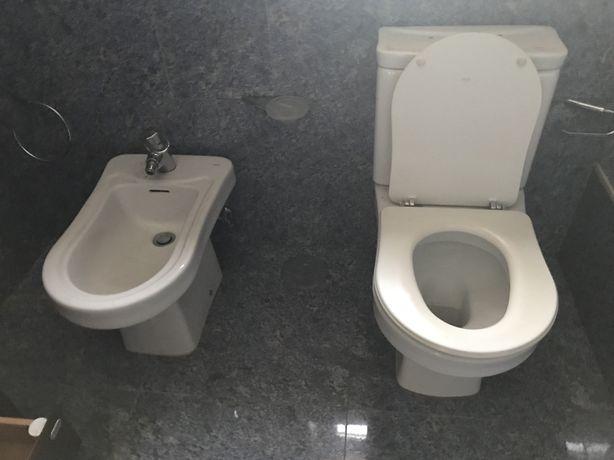 Louças de casa de banho