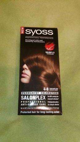 Farba do włosów Syoss SalonPlex Czekoladowy brąz