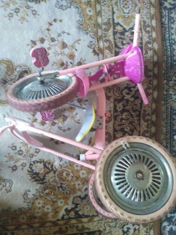 Запчасти на трёхколёсный велосипед
