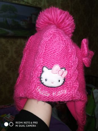 Шапка Hello Kitty 48-50