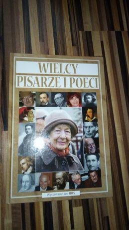 Wielcy pisarze i poeci twarda okładka