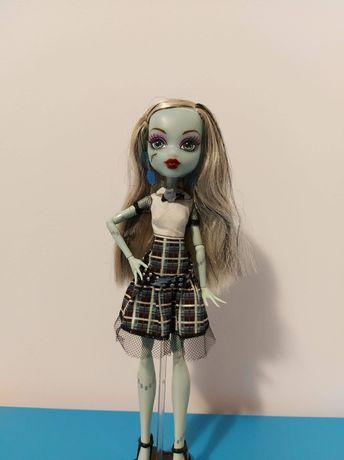 Monster High Frankie Stein upiorki straszą