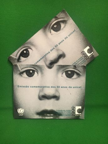 Монеты Португалии Памятный выпуск к 50-летию ЮНЕСКО 1999