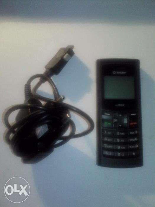 Um Telemóvel Sagem MY100X e da rede de TMN Covilhã - imagem 1