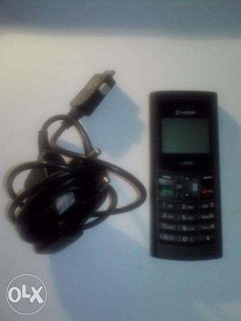 Um Telemóvel Sagem MY100X e da rede de TMN